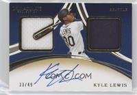Kyle Lewis [Noted] #/49