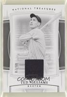 Black and White - Ted Williams #/99