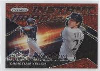 Christian Yelich #/149