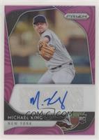 Michael King #/50