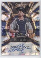 Jake Rogers #/25