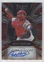Deivy Grullon [NoneEXtoNM] #/199