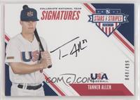 Tanner Allen #/499