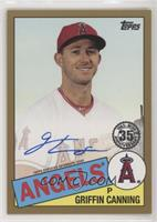 Griffin Canning #/50