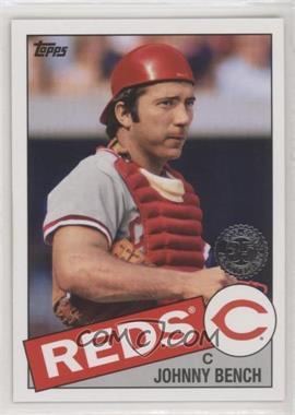 2020 Topps - 1985 Topps Baseball #85-35 - Johnny Bench