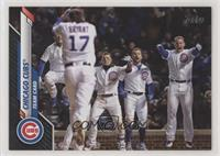 Chicago Cubs #/69
