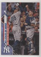 Checklist - NY State of Mind (Judge, Sanchez Rise Up During ALCS) #/50
