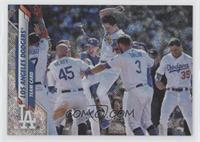 Los Angeles Dodgers #/264