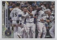 Milwaukee Brewers #/264