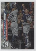 Checklist - NY State of Mind (Judge, Sanchez Rise Up During ALCS) #/264