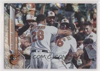 Baltimore Orioles #/264