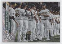 Oakland Athletics #/264