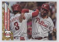 Checklist - Philly Special (Harper and Hoskins Celebrate Home Run)