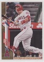 Mike Trout #/2,020