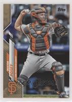Buster Posey #/2,020