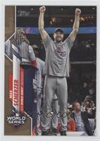 World Series Highlights - Max Scherzer #/2,020