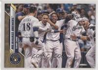 Milwaukee Brewers #/2,020