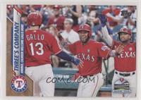 Checklist - Three's Company (Andrus, Calhoun Welcome Gallo Home) #/2,020