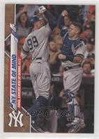Checklist - NY State Of Mind (Judge, Sanchez Rise Up During ALCS) #/2,020