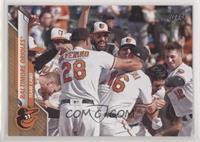 Baltimore Orioles #/2,020