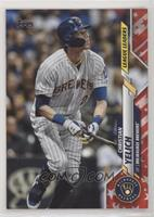 League Leaders - Christian Yelich #/76