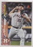 League Leaders - Justin Verlander #60/76