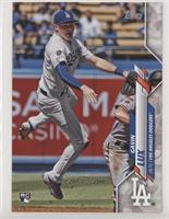 Gavin Lux (Leaping Throw) #/49