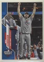 World Series Highlights - Max Scherzer #/299