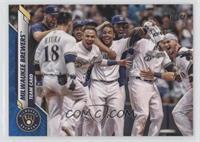Milwaukee Brewers #/299