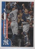Checklist - NY State of Mind (Judge, Sanchez Rise Up During ALCS) #/299