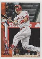Mike Trout #/99