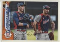 Checklist - Christian & Nolan (Game's Best Talk Shop) #/99