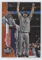 World Series Highlights - Max Scherzer #/99