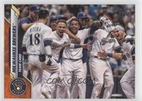 Milwaukee Brewers #/99
