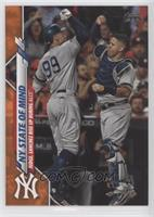 Checklist - NY State of Mind (Judge, Sanchez Rise Up During ALCS) #/99