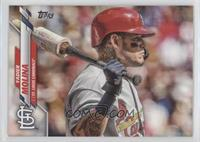 Base - Yadier Molina (With Bat)