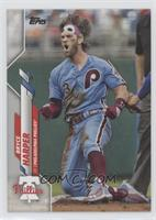 Base - Bryce Harper (Powder Blue Uniform)