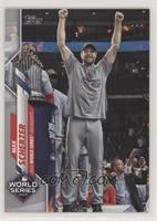 World Series Highlights - Max Scherzer