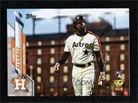 SP Photo Variation - Yordan Alvarez (White Jersey)