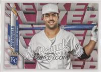 SP Photo Variation - Whit Merrifield (Players Weekend)