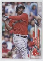 Base - Rafael Devers (Batting)