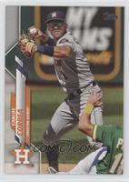 Base - Carlos Correa (Throwing)