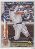 Base - Pete Alonso (Batting) [EX to NM]
