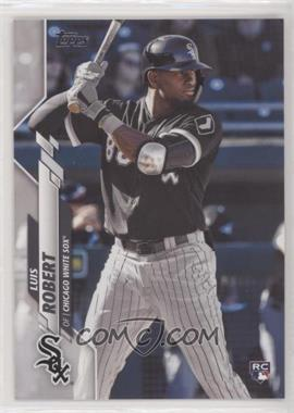 2020 Topps - [Base] #392.1 - Base - Luis Robert (Batting)