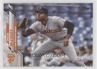 SP Legend Variation - Willie McCovey (Fielding)