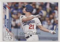 SP Photo Variation - Walker Buehler (Batting)