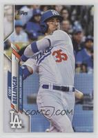 Base - Cody Bellinger (Swing Followthrough) [EX to NM]