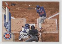 SP Photo Variation - Anthony Rizzo (Action Shot from Behind)