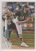 Base - Sean Manaea (Pitching)