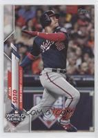 World Series Highlights - Juan Soto